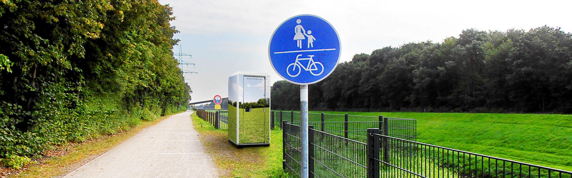 Toidesign - cyklostezka